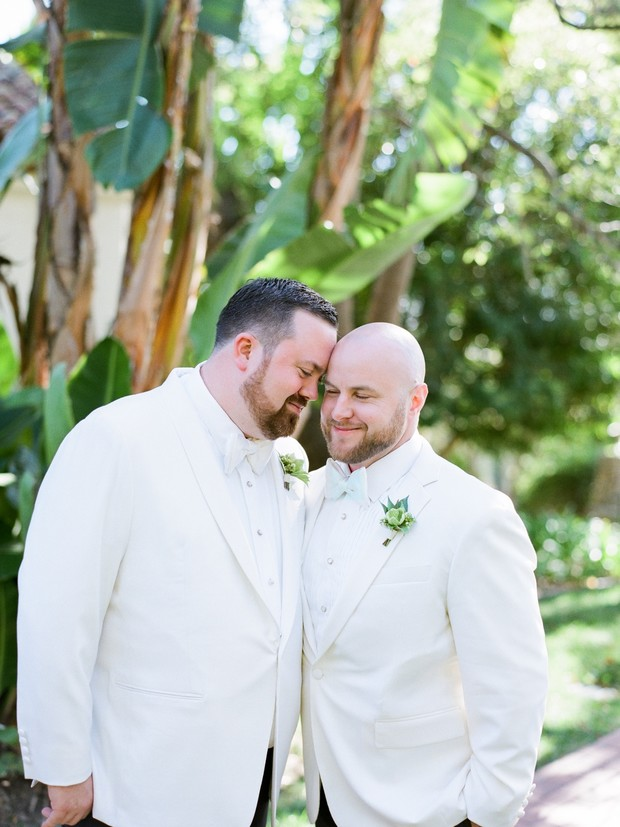 a love story of two grooms
