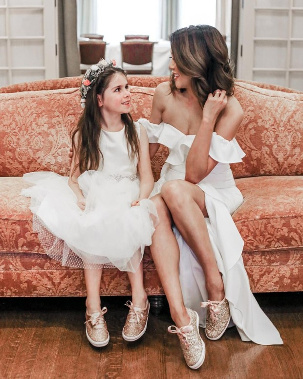Wedding Sneakers for Brides Who Still