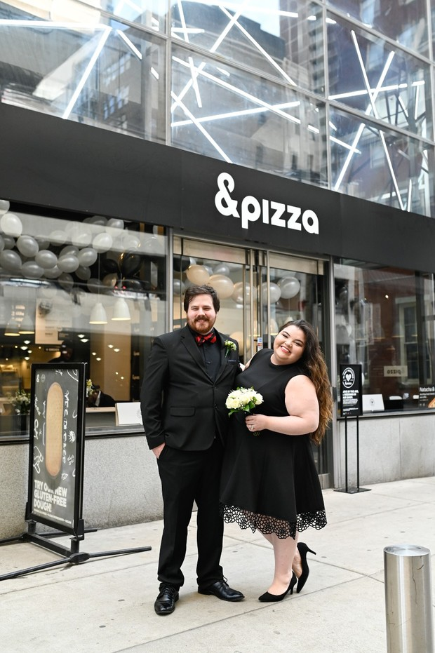 These Couples Celebrated Pi Day By Getting Married at &pizza
