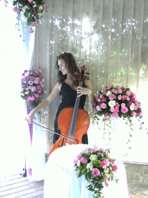 Having a soloist to play during the wedding ceremony is increasingly popular with couples that are looking for added atmosphere.