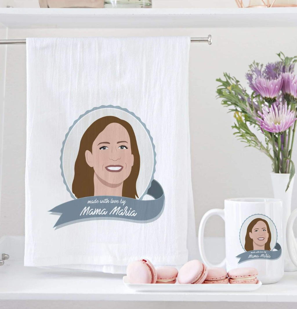 Show your mom how much you care this Mother's Day with a personalized gift she'll never forget! Our cozy gift set will make anyone