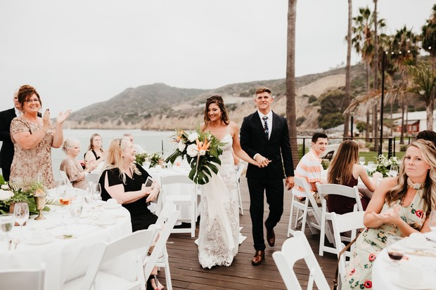 outdoor wedding in San Diego