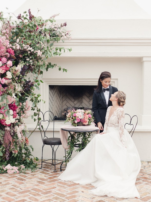 dreamy spring wedding ideas
