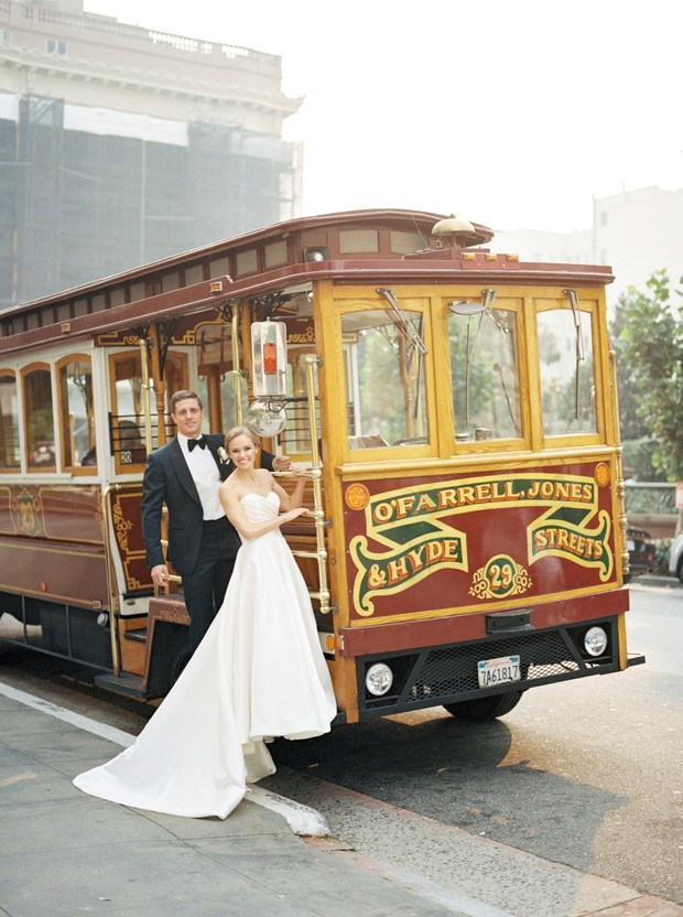 Get married in San Francisco!