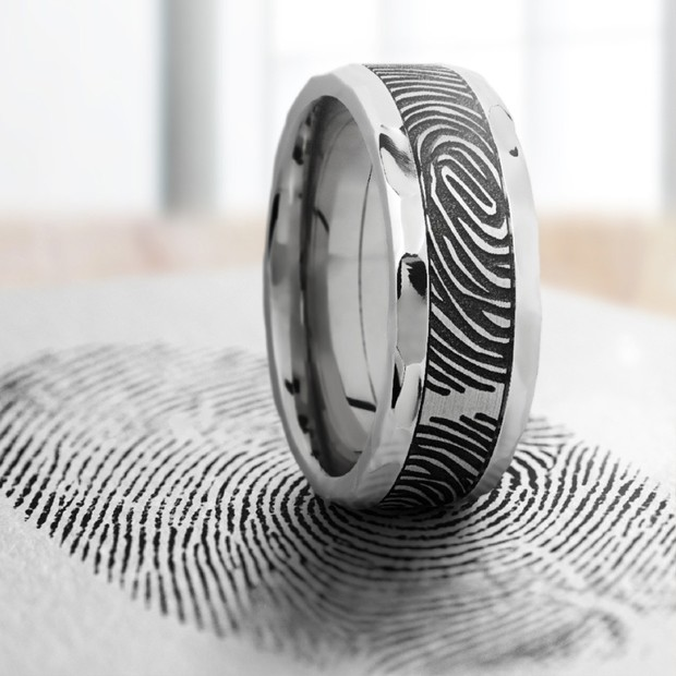 One Huge Reason Why Your Groom Will Want to Design His Own Ring
