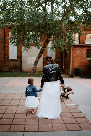 cute custom wedding jackets