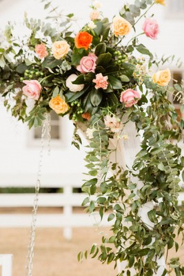 Fresh Pink Citrus Wedding Ideas for Spring