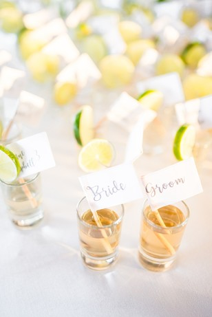 tequila shot escort cards