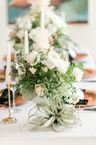 wedding floral decor for your reception