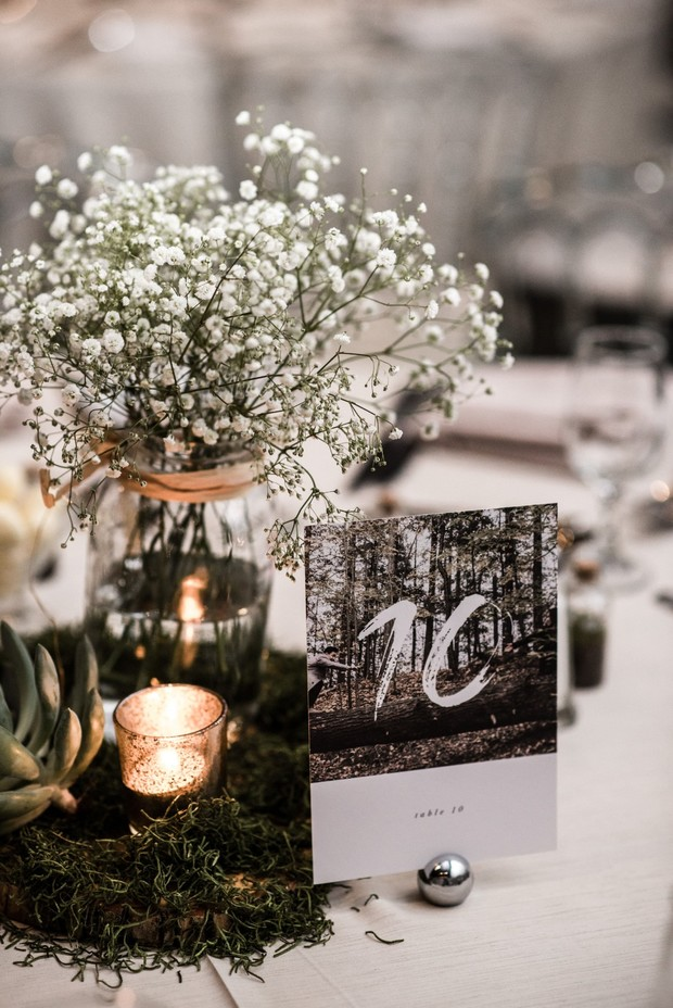 photo table number