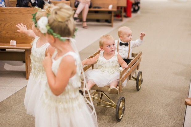 wedding wagon for babies