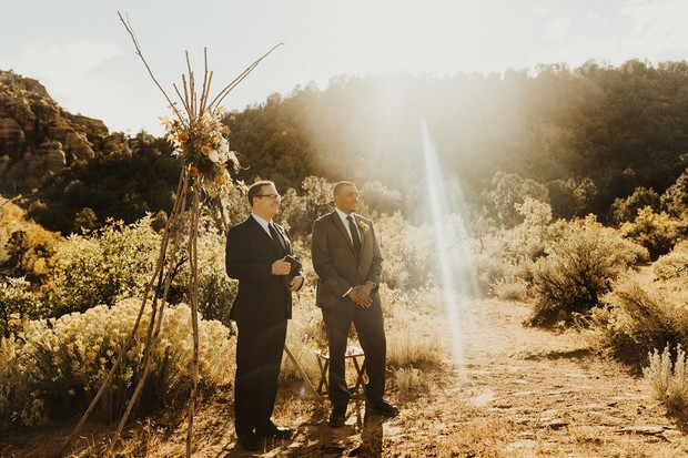 adventure outdoor elopement