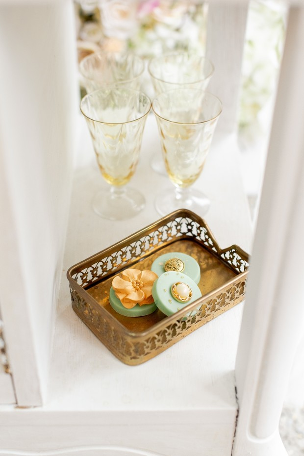 fancy wedding cookies