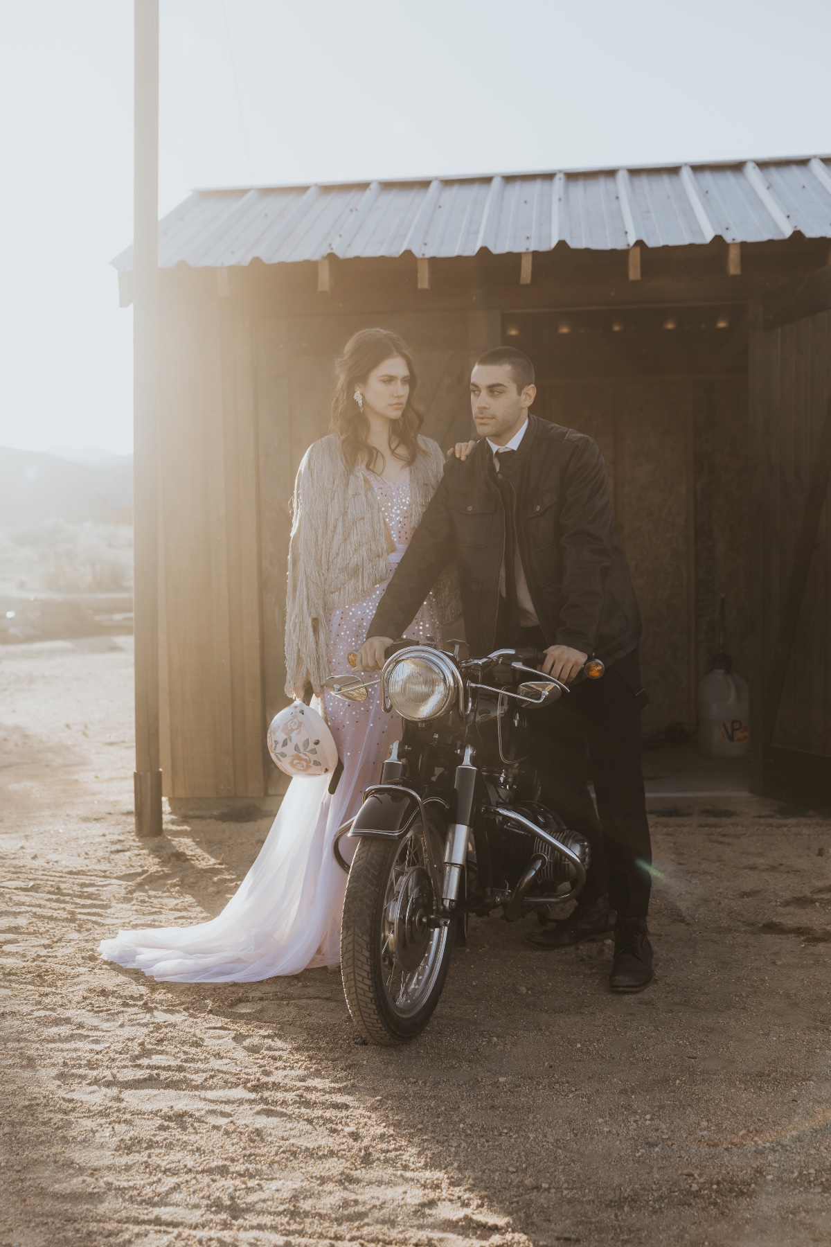 Motorcycle wedding ideas