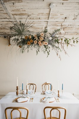 A Modern Bohemian Wedding Inspiration With Dusty Hues