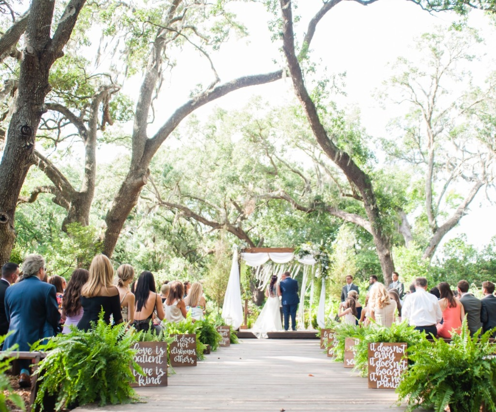 Stunning Florida Wedding Venue