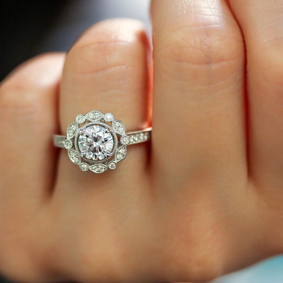 Find your dream engagement ring here