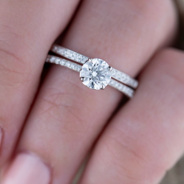 This Is the Reason Everyone Loves a Diamond Engagement Ring