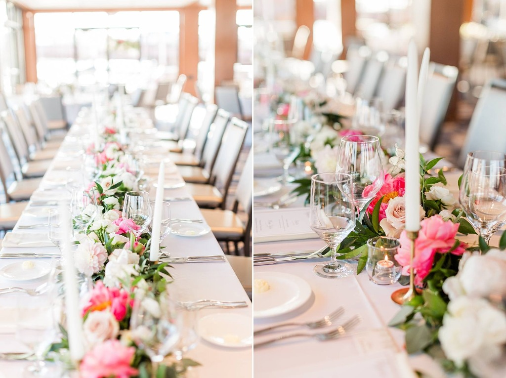 Lovely table seet up. Beautiful shot catpured by Kait Bailey Photography
