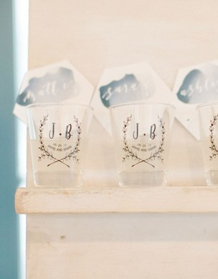 shot glass favors