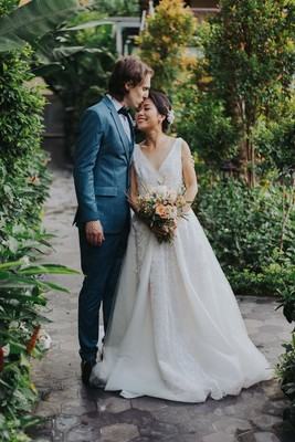 A Gorgeous Styled Wedding Inspiration in Vietnam