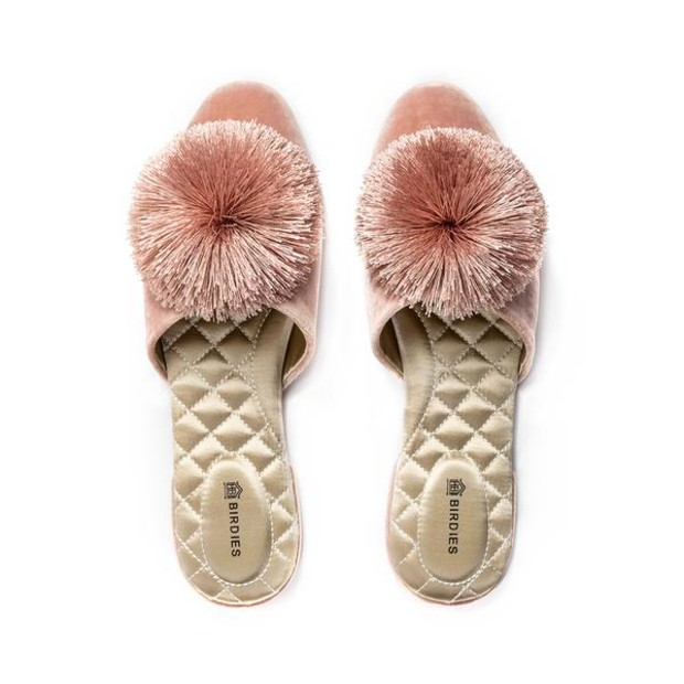 These Brand New Bridal Slippers Are Duchess of Sussex Approved
