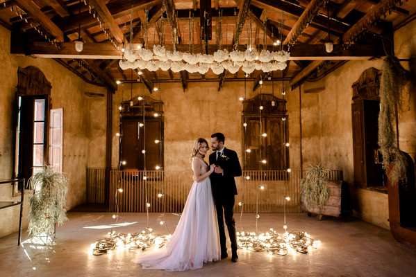 How to Have an Industrial Chic Wedding in Italy