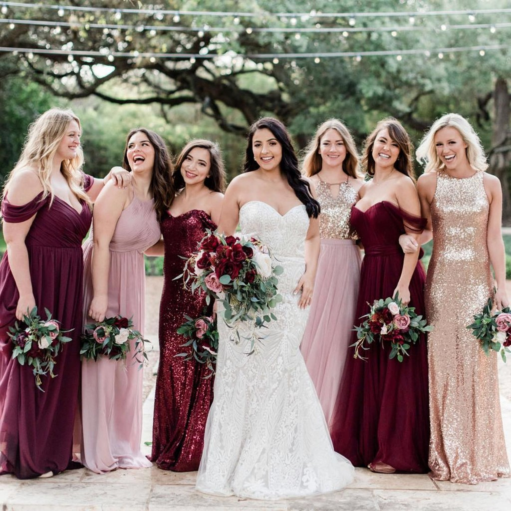 GIVEAWAY ALERT! CALLING ALL BRIDES & BRIDESBABES! Win a Wedding Dress and up to SIX Bridesmaid Dresses (or Separates)! Details
