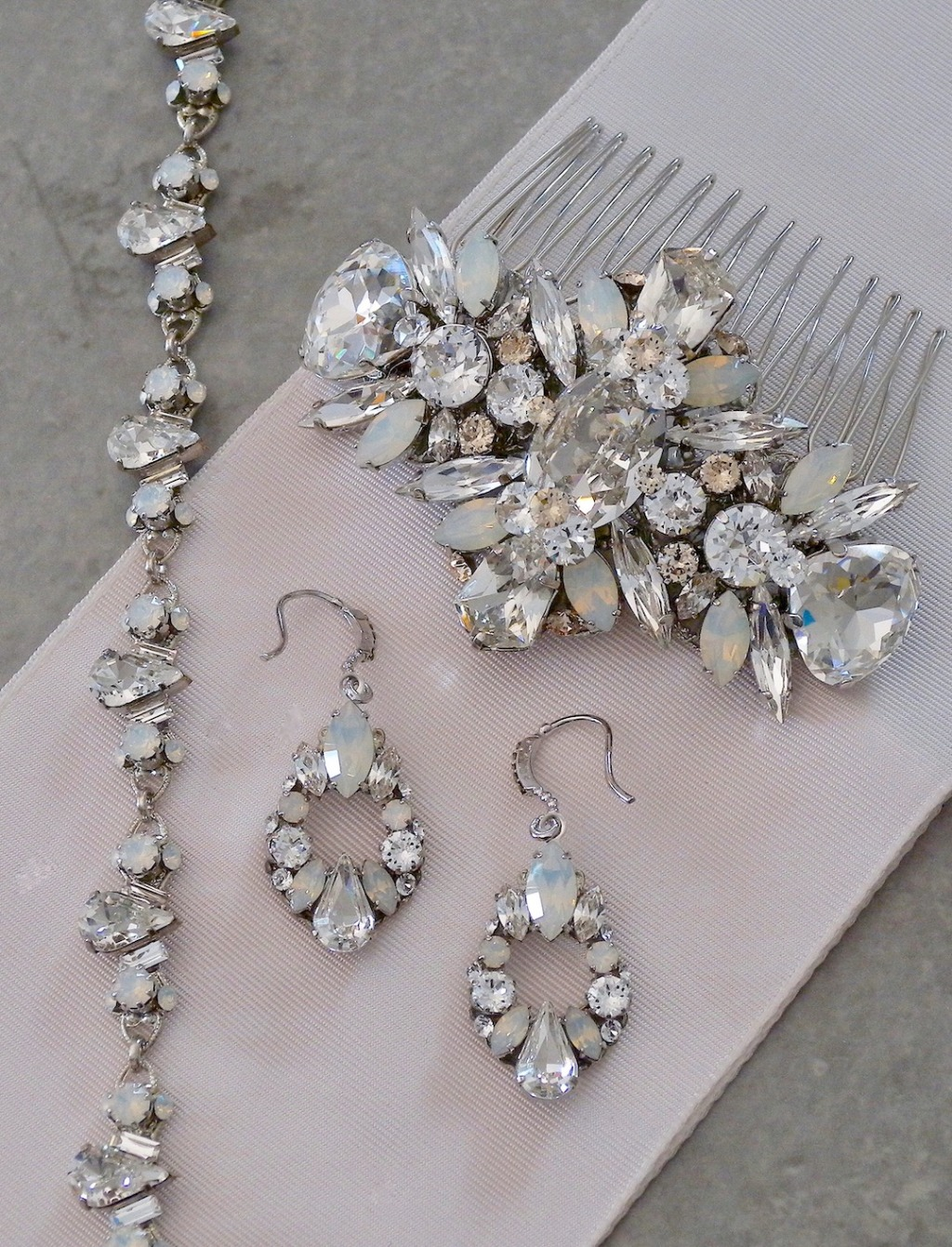 Just a few of our fabulous jewels from our Haute Bride Jewelry & Accessories Collection. Jewelry, Earrings & Hairpieces. Show
