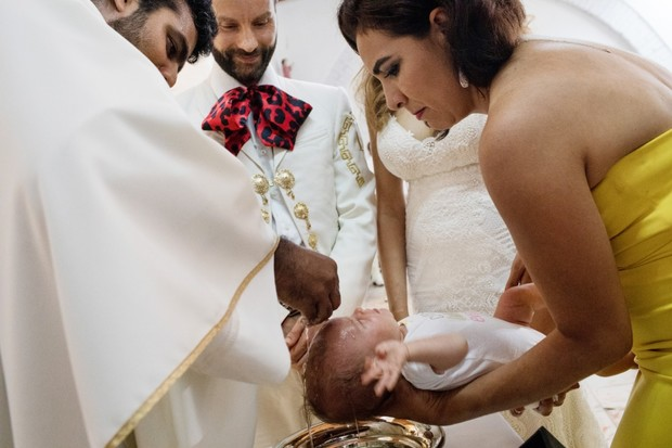 newborn wedding baptism