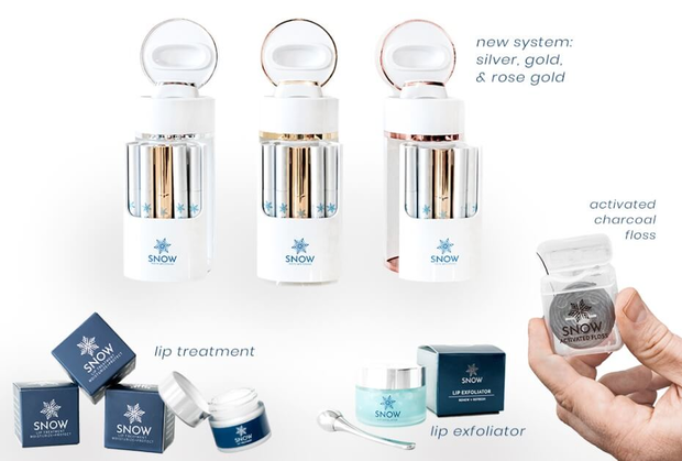 The Perfect Teeth Whitening System for Your Special Day
