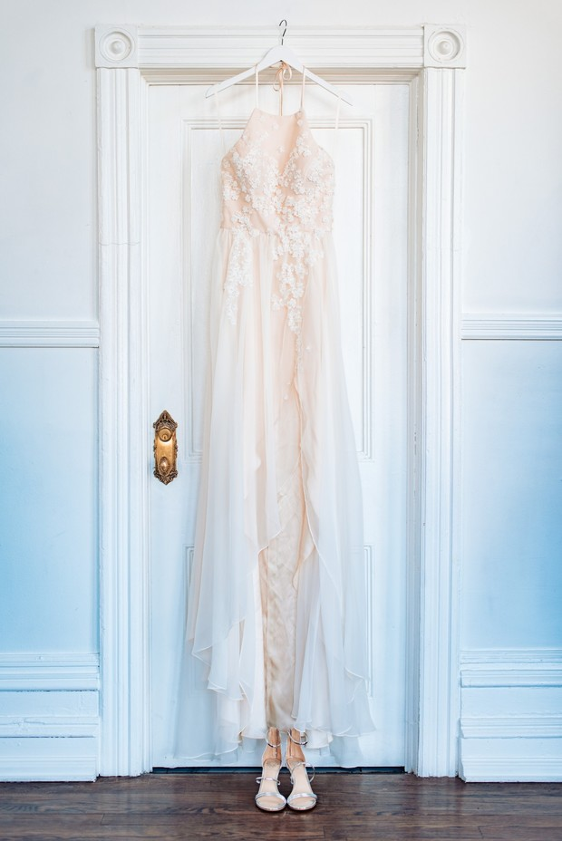 Catherine Langlois Bridal wedding dress
