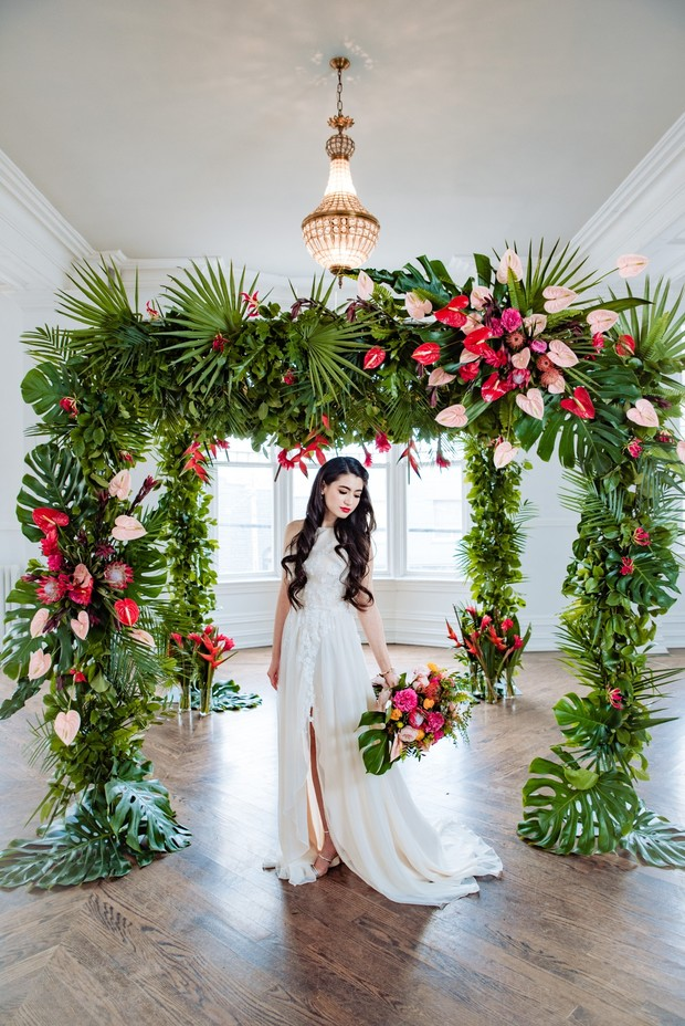 crazy rich asians wedding ideas