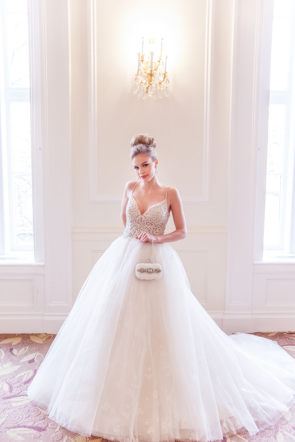 Unique bridal clutches that are one of a kind