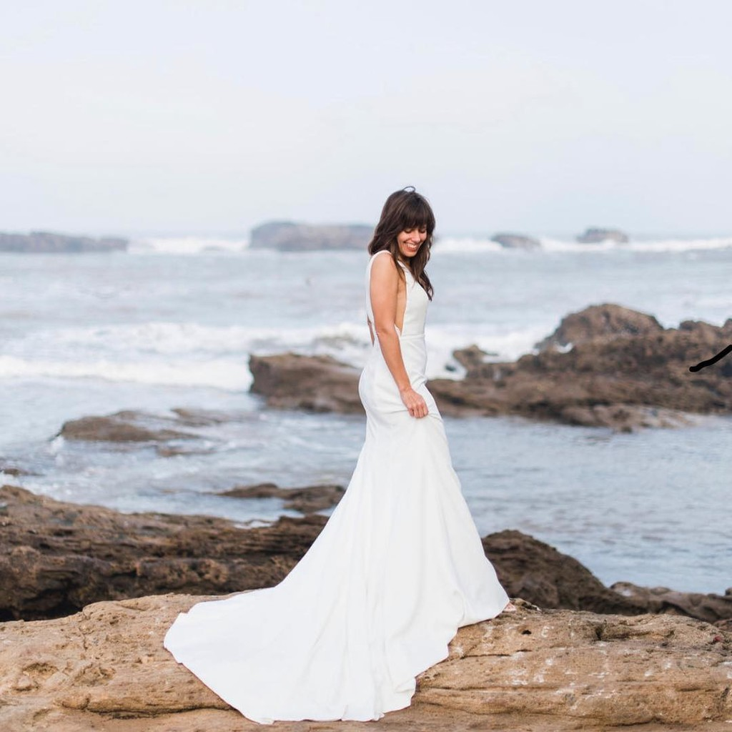 Dreaming of beach weddings & bridal bliss.😍 #ShopRevelry