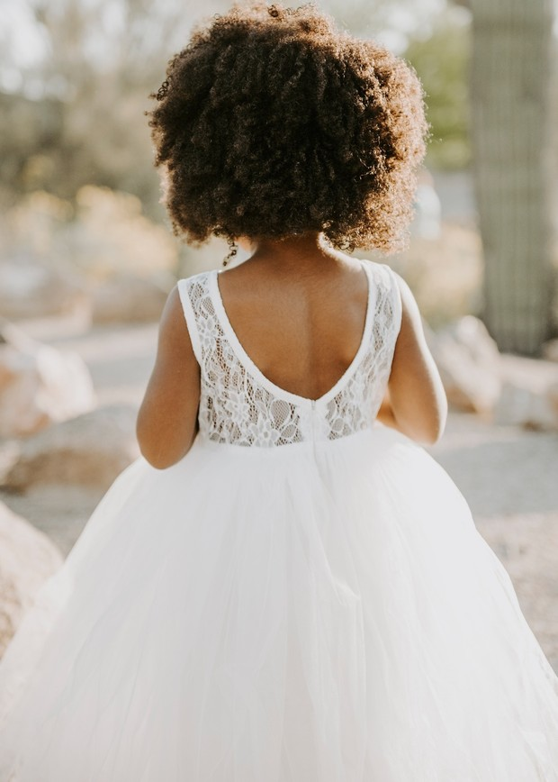 5 Delicious Flower Girl Dresses You'll Need for the Little Ones