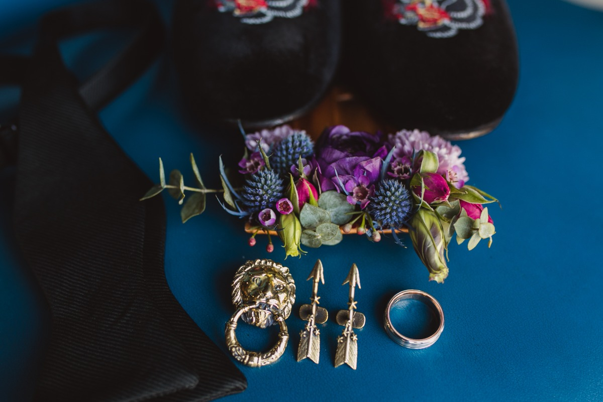 A Modern Eclectic Wedding Inspiration in New Orleans