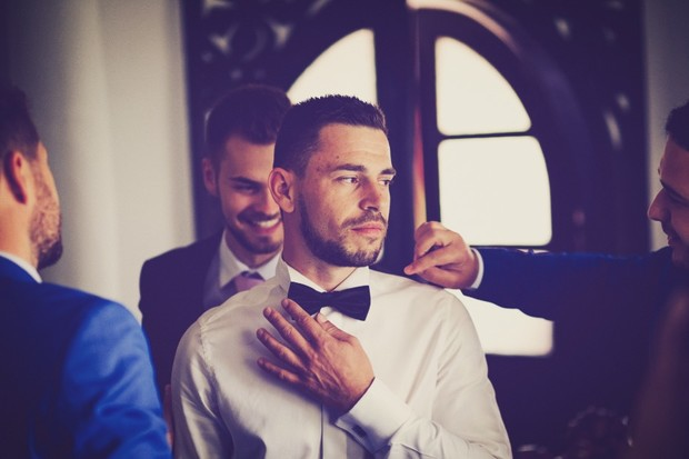 5 Things All Grooms Should Get Going On Before the Wedding