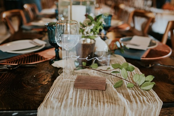 Mid-Century Modern Mystique Wedding Ideas