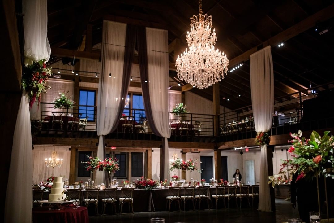 Taking back to this warm and cozy December wedding for your