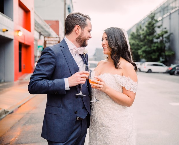 winery wedding in SF