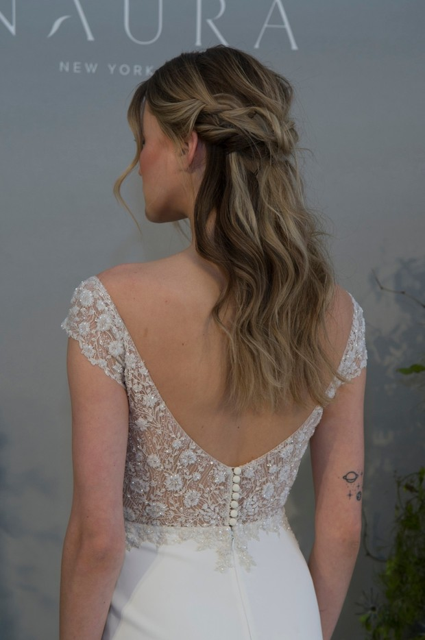 Enaura Bridal Fall 2019 Collection