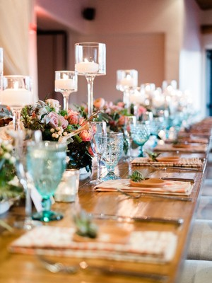 Colorful Boho-Inspired Arizona Destination Wedding