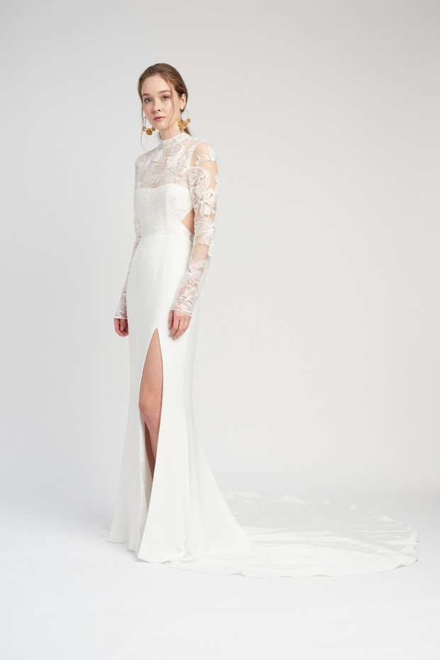 germaine dress from Lover of Mine Alexandra Grecco