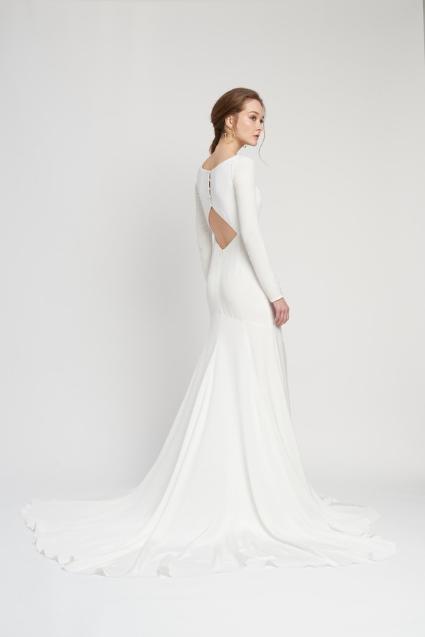 ines dress from Lover of Mine Alexandra Grecco