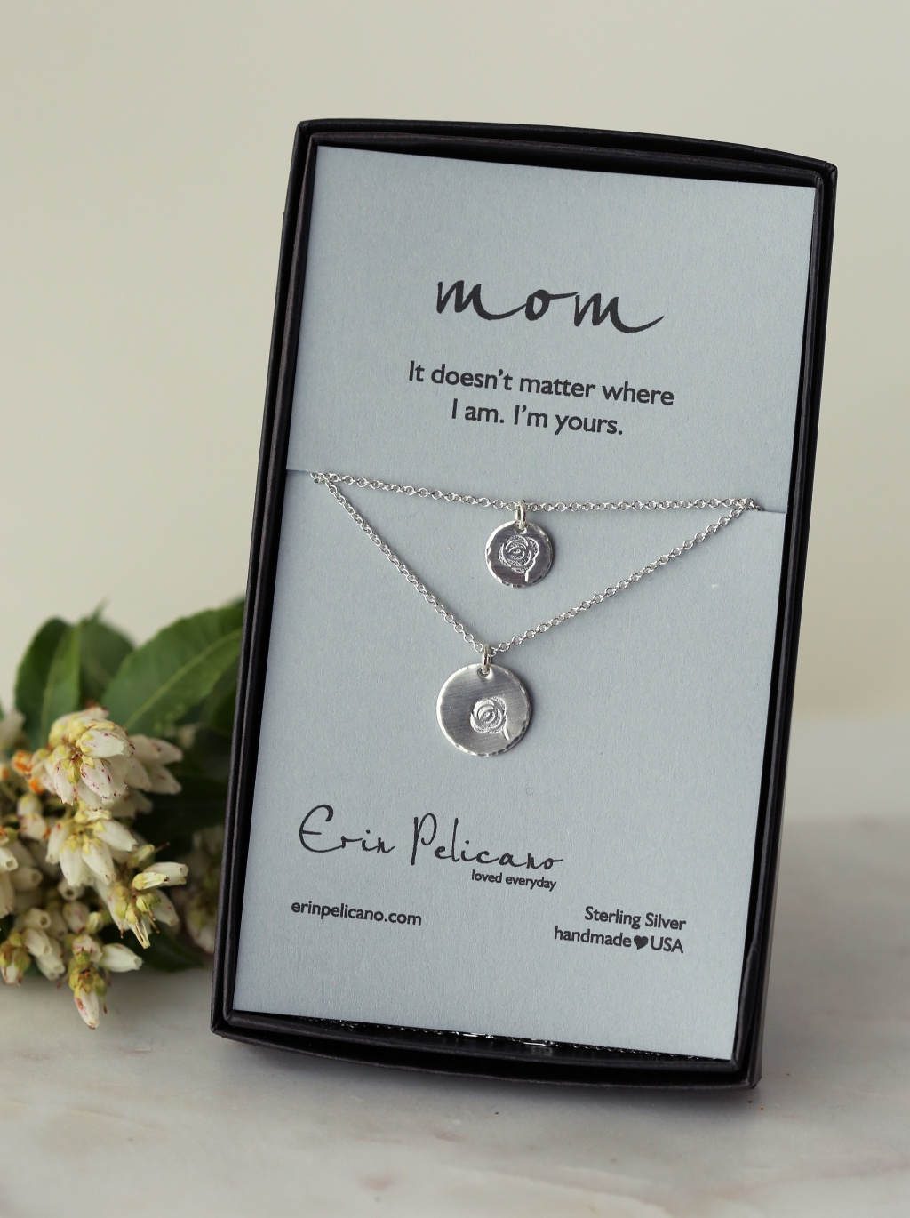 Jewelry gifts for Mother of the Bride! Special meaningful jewelry sets to share love and give gratitude. Explore our best selling