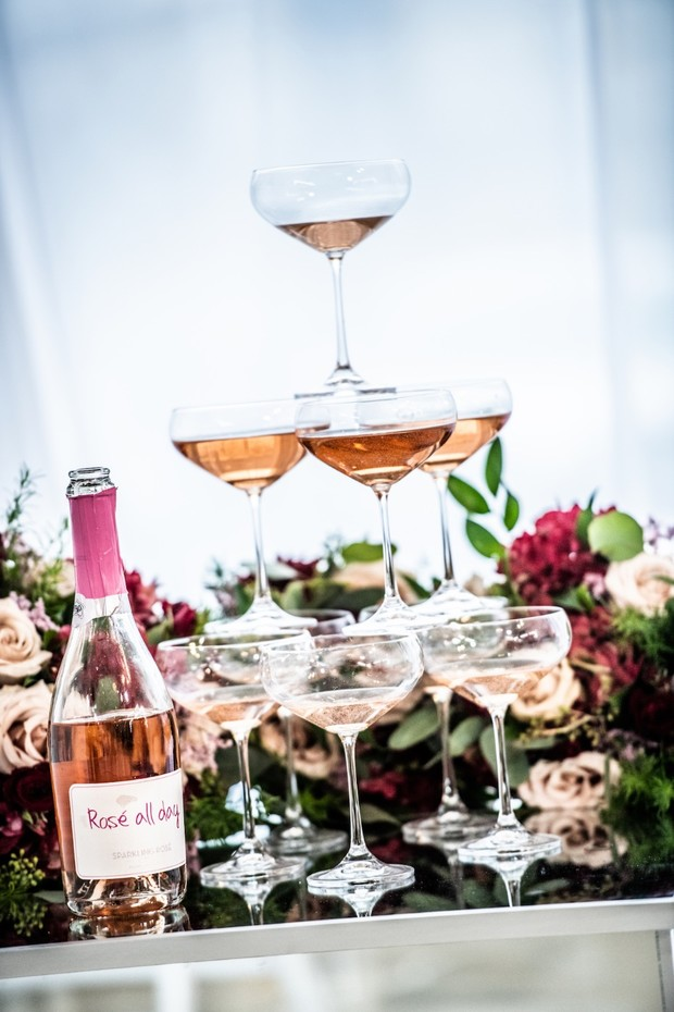 We Should Just Make Rosé the Official Drink of 'I Do' Season