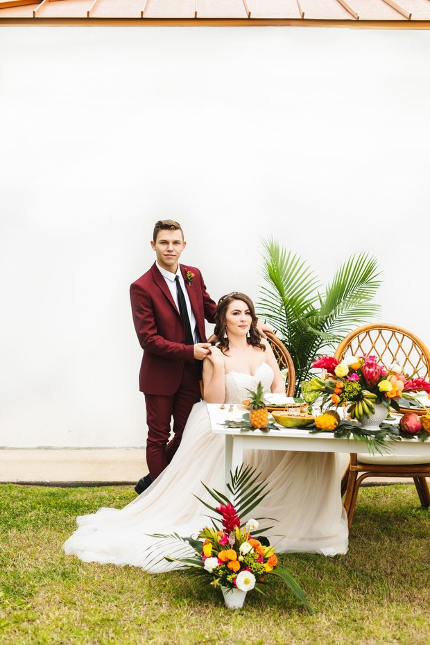 dallas oasis wedding inspiration