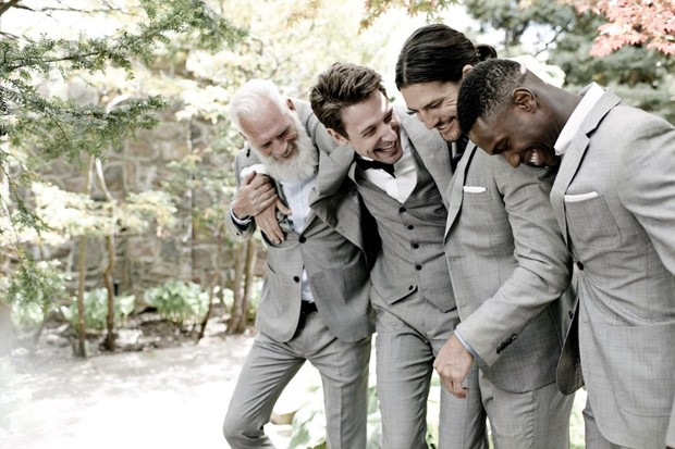 The Groomsmen Fashion Situation Can Actually Be Really Fun
