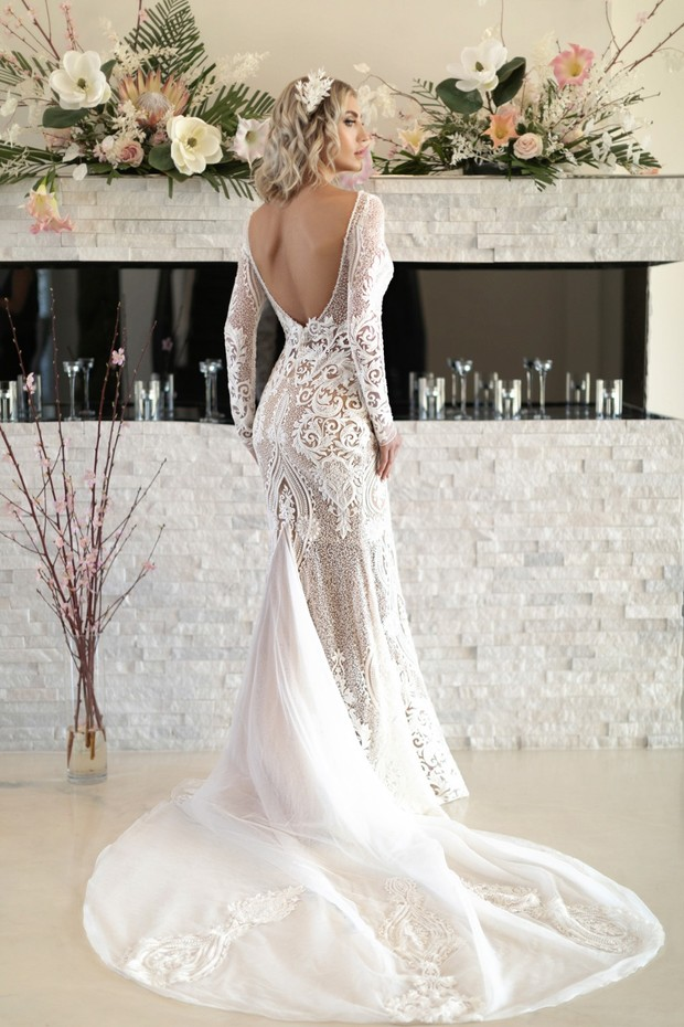 Orchid from Naama & Anat Haute Couture